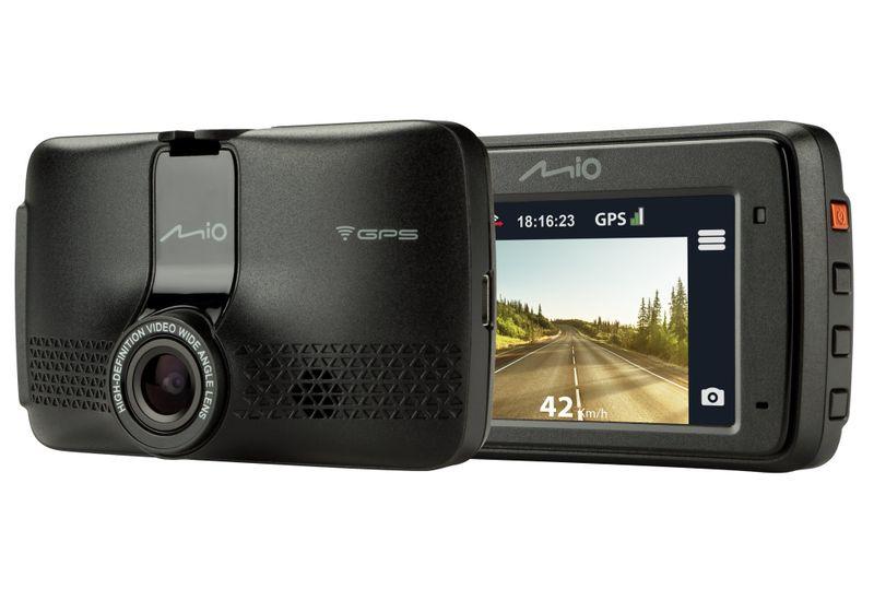 Mio MiVue 733 WiFi rejestrator jazdy GPS + karta 32GB zdjęcie 4