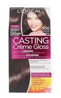 L´Oréal Paris Casting Creme Gloss Farba do włosów 1szt 500 Medium Brown