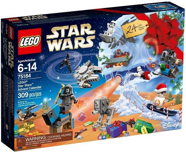 LEGO Star Wars Kalendarz Adwentowy 75184 zdjęcie 1