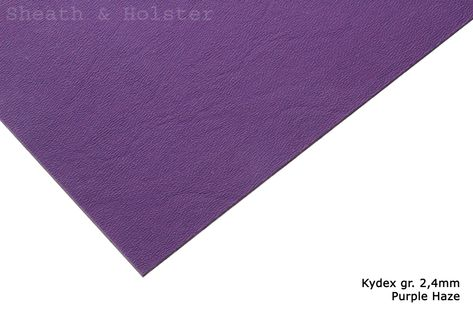 Kydex Purple Haze - 150x200mm gr. 2,4mm