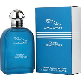 Jaguar FOR MEN ULTIMATE POWER edt 100 ml folia
