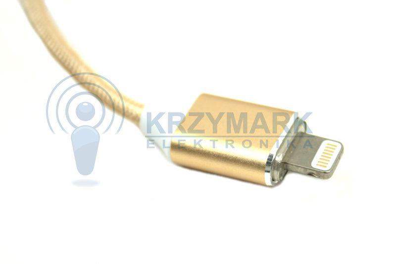 KABEL MAGNETYCZNY IPHONE USB 5 6 7 S 1M 6S zdjęcie 3