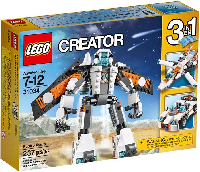 Lego Creator 31034 Robot Przyszłości 3w1 Arenapl