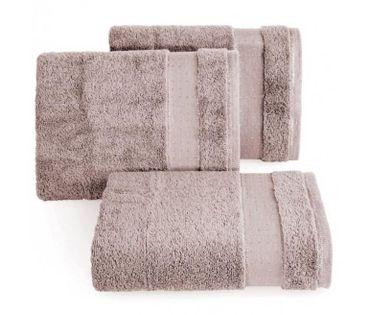 Lumarko Ręcznik BETH 70x140cm 04/c.liliowy