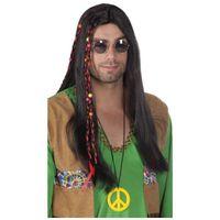 peruka HIPISA hipis lata 70 przebranie strój