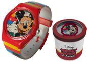 Zegarek dziecięcy Myszka Miki Mickey Mouse Licencja Disney (50581)