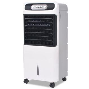 VidaXL Klimatyzer, klimatyzator, 80 W, 12 L, 496 m³/h