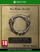 Gra The Elder Scrolls Online: Gold Edition (XBOX ONE)