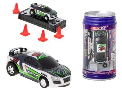 Samochód Rc Puszka Mini 9020B 2,4Ghz Fioletowy
