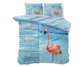 Pościel holenderska Sleeptime Feel The Summer Turquoise 200x220
