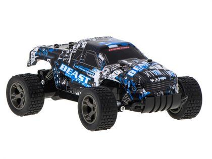 Samochód Rc Rock Crawler Climbing 1/18 Niebieski