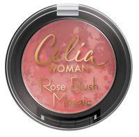 Celia Woman Róż do policzków Rose Blush Mosaik nr 02  1szt