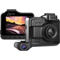 Rejestrator jazdy CEL-TEC K4 Dual GPS Szara