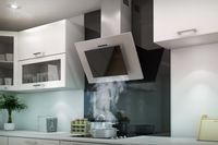 Okap kuchenny 60cm Satyna 6S - 2x wydajniejszy