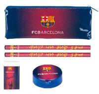 FC Barcelona zestaw szkolny 5 części