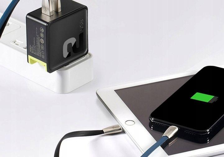 Ładowarka Sieciowa USB ROCK Quick Charge 3.0 30W zdjęcie 10