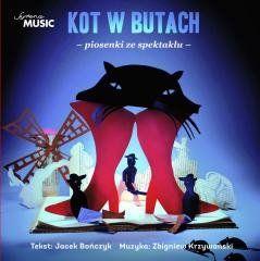 Kot w butach - Piosenki ze spektaklu Aktorzy Teatru Syrena