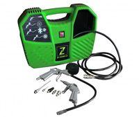 Kompresor walizkowy Zipper bezolejowy sprężarka
