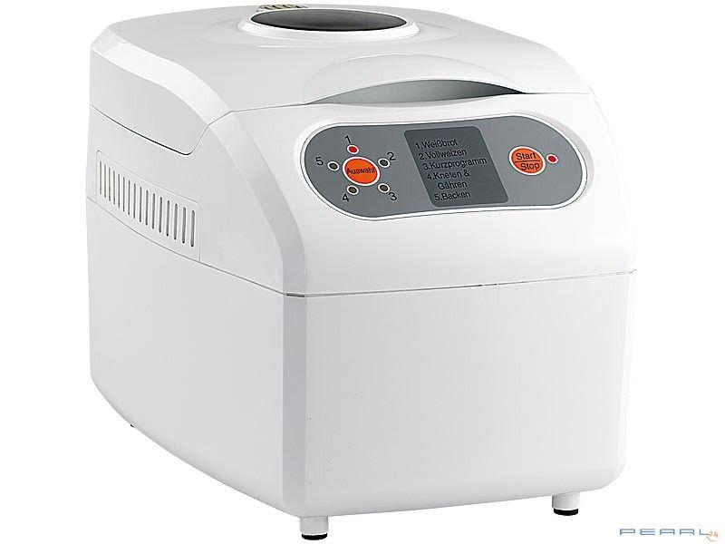 Maszyna do wypieku chleba zdjęcie 1