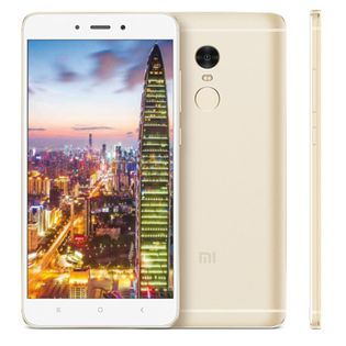Xiaomi Redmi NOTE 4 intern 3/32GB Snapdragon Złoty