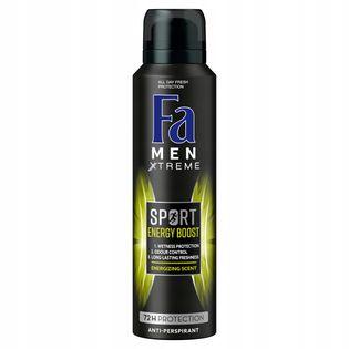 Fa Men Sport Energy Boost Dezodorant Spray 150 ml