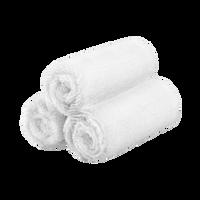 GLOV Zestaw 3 luksusowych ręczników do twarzy z mikrofibry Face towel