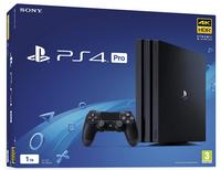 Konsola Sony PlayStation 4 Pro 1TB + Pad CUH-7216B