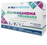 Allnutrition Ashwagandha 300mg + Guarana 30 kap