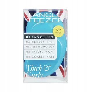 Tangle Teezer szczotka do włosów Curly Azure Blue