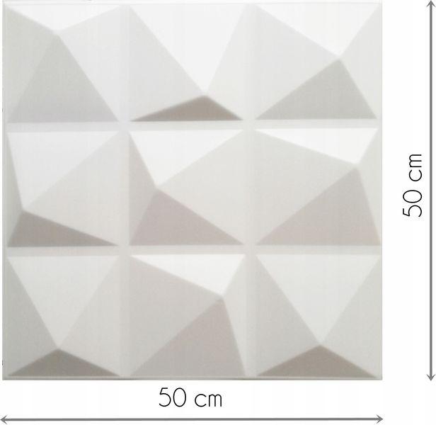 Dekoracyjne Panele ścienne 3d Kasetony Sufitowe Piramida