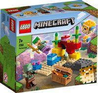 LEGO 21164 MINECRAFT Rafa koralowa p4