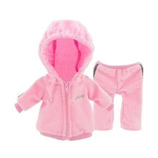 Ubranko dla pieska Lucky Doggy – Fitness Pink #T1