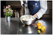 Blender ręczny 16000 obr./min trzepaczka Royal Catering RCSM-500-WP zdjęcie 9