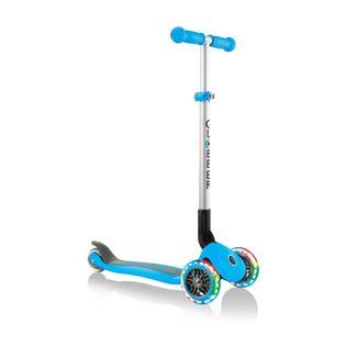 Hulajnoga 3-kołowa Globber Primo Foldable 432-101 niebieska