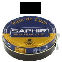 SAPHIR Pate de Luxe - Pasta do butów 50 ml CZARNY 01