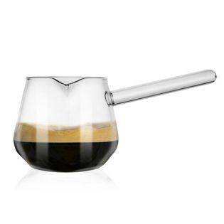 Tygielek SZKLANY do parzenia kawy po turecku 0,6L