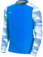 Bluza bramkarska dla dzieci Nike Dry Park IV JSY LS GK Junior niebieska CJ6072 463 L