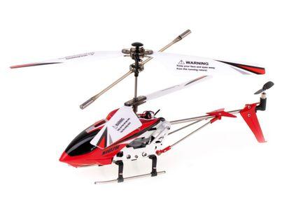 Helikopter Rc Syma S107H 2.4Ghz Rtf Czerwony
