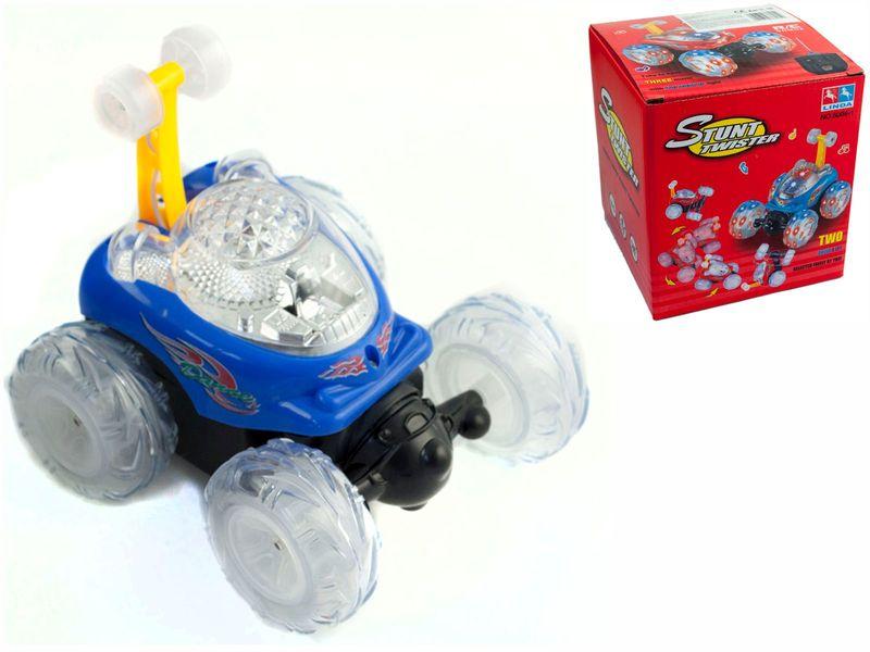 SAMOCHÓD MINI RACER TUMBLER STUNT, TWISTER TANCERZ - SUPER AUTO !!! zdjęcie 10
