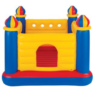 INTEX Dmuchana trampolina Zamek 175x175x135cm 48259