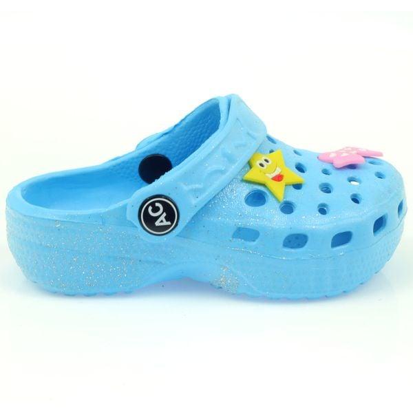 Crocsy klapki kroksy niebieskie American r.27 zdjęcie 1 ... 6593c06df4