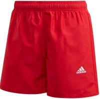 Spodenki kąpielowe dla dzieci adidas YB Bos shorts czerwone GE2048 164cm