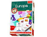 EUROPA Geografia Gra Edukacja MAŁY ODKRYWCA Trefl