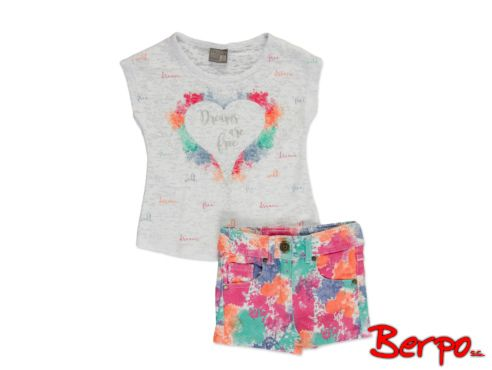 LOSAN Komplet T-shirt i spodenki rozmiar 6 012628 zdjęcie 1
