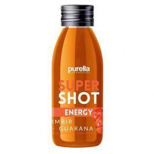 Supershot Energy Purella Superfoods, 60Ml