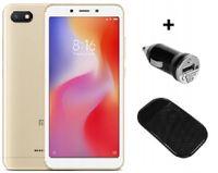 SMARTFON XIAOMI Redmi 6A LTE 2/16GB GOLD DUAL SIM