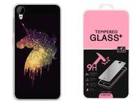 HTC DESIRE 825 | Etui smartfon CASE + Szkło