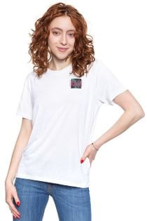 LEE RELAXED FIT TEE BRIGHT WHITE L40CBWLJ L