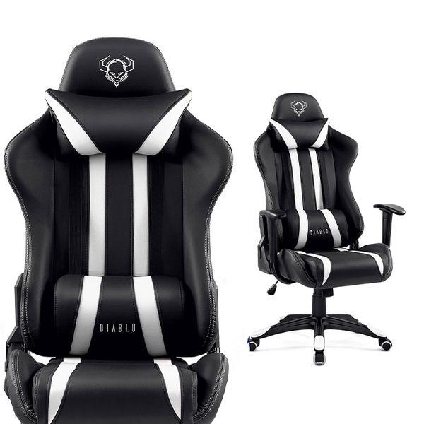 DIABLO X ONE fotel Gamingowy kubełkowy obrotowy dla gracza