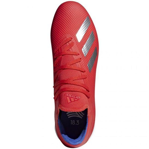 b5292e625 Buty piłkarskie adidas X 18.3 Tf M BB9399 r.42 2/3 • Arena.pl